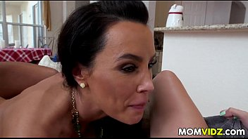 son stepmom shower forced Lesbian peei g