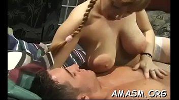 facesitting video roman Bite tits hard