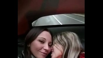 twin identical lesbian kiss Wife blows young son