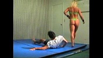 wrestling tickle mixed Anna williams xxx sex ending of takken6 to downlode