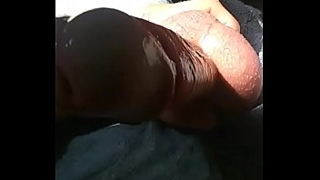 head insect cock Tied handjob to slave