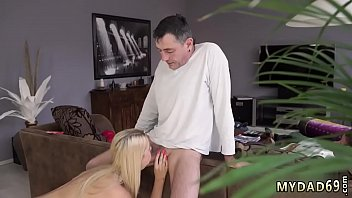 husband his inside lets guys cum wife Striped naked then raped