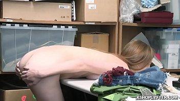 office layer nylon in Extreme black slave throatpie