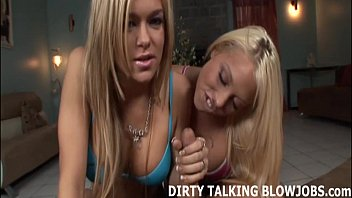 ass doing s eachother blond twin their fingers in two Horny pov girlfriend gets dirty