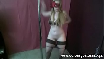 high heels dance pole Hairy russian mature maid fucked
