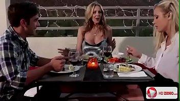 repair video tv brazzers min 30 Wife blindfolded sucks friend