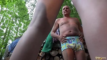 young german old lesbian Hd saxi video