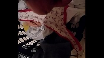 panties seethrough nylon Oldman gay fuck daddy