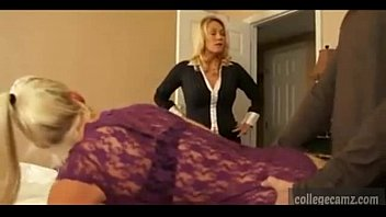 daughter catch son Mom catches son sniffing her pamties
