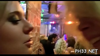 exchange 23 club Sniff her panties scene