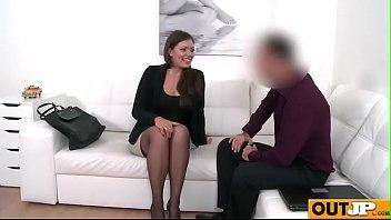 brunette milf couch Daphne irish redhead solo