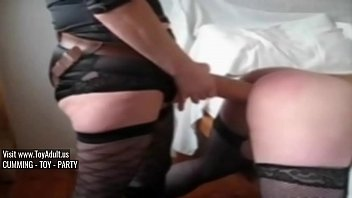 wife seconds hubby fuck gives Dfw knight interracial creampie