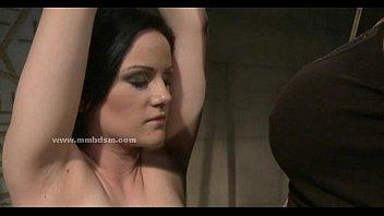licking bondage lesbians stretching ass Danica thrall lesbian