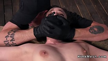 milking bondage slave interracial Bbw sucked guy for cash