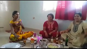indian forced auntys village for sex Granny gets an anal creampierdl