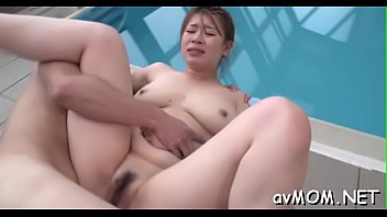 milfs hard gets busty really video 01 banged asians Three men one women rape scene