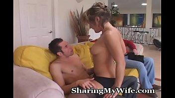 stranger seducing disco wife Eat wife gangbanged cum filled pussy
