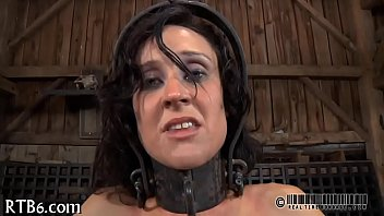 gagged and fucked up tied tina Girl gets really mad unexpected cum10