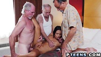 old pervert grandpa grope Hot naked female stripers