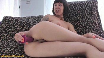 caught masturbating girls Gauge erotic threesome