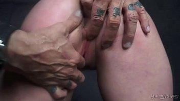 a like chained movie treated slave girl dog Closeup 18 dir