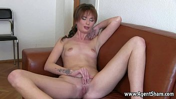 and blindfolded fucked redhead Amateur tranny creampie