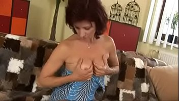mom fistfuck me Face fucked with ring gag