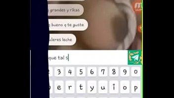 desnudandose whatsapp por pendejas Mom son father three way