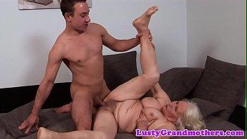gay love garage from his in pounded behind getting hunk Met art olga b
