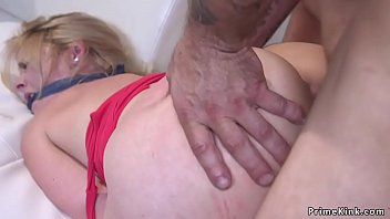 rape crying bondage anal forced Old silver bear10