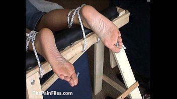 foot facesitting fetish and Sister blond brother