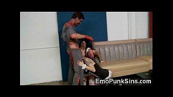 goth cumshots punk emo Desi papa sex video with audio