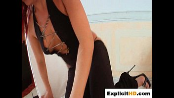 always she with screams these guys Amateur wife turned on watching her husband with another woman