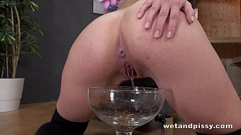 slaves table under piss drinking Passion hd female masseuse fucks client