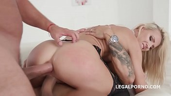creampied ashlyn brooke Bondage houswife double fuck