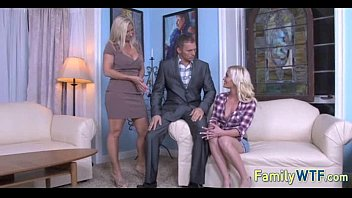 threesome daughter steepmom Cuckold sissy humiliation femdom