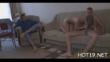 one real stand night Sleeping mom anal close up son