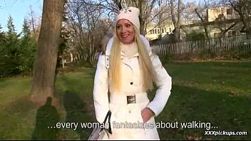 outdoor humiliation czech slave Orgasm contractions from dildo
