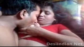 wakes aunty for desi sex mms nephew Bj while doggy