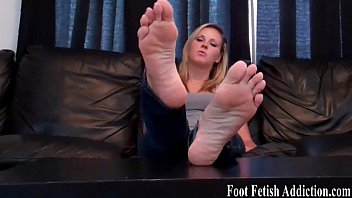 fetish foot daily cleo vixen Booty talk 21 scene 5