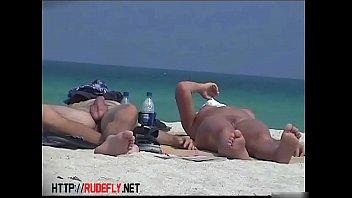 nude beach hard dick Xxx father dad son japan hd video