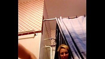 on web cam Hot slutty blonde teen daughter fucks a big dick in her wet pussy