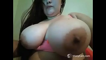 tow tit huge Wife surprised interracial