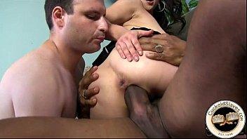 interracial wife asian Shawn lenee dp