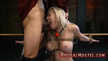 big sports breast camp Old grandma granny face fuck throat gag