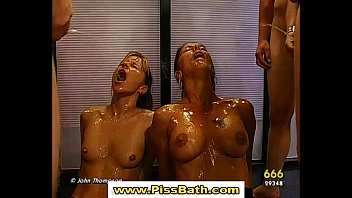 in drinking piss mouth Searchbrutal force squirt2
