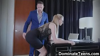 spanking paddle brush Black guy fuck wife on bed