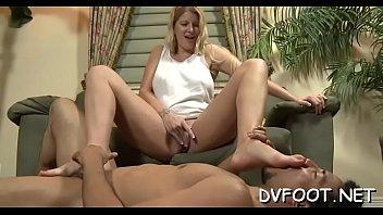 dana feet licking vespoli Tree oiled lesbians massage