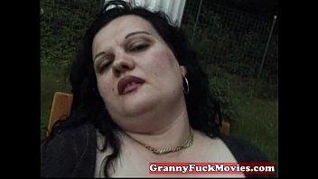 hawaiian granny fat anal Lots of cum covered girls