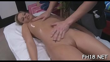 oil guy straight gay massage masseuse 3 asian women 1 white cock
